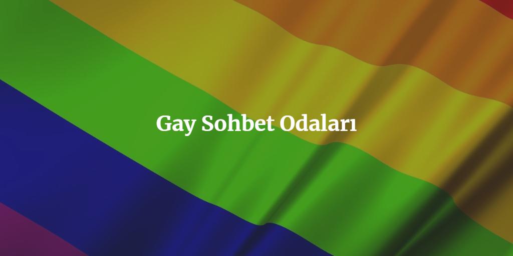 Gay Sohbet Odaları