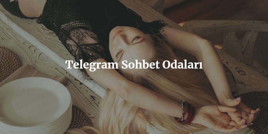 Telegram Sohbet Odaları